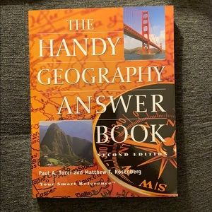 New The Handy Geography Answer Book